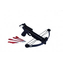 Kladková pistolová kuše Bolter II 35lbs