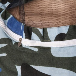 Včelařská bunda s kloboukem maskáčová (6)