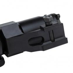 Taktický tubusový kolimátor 1x30 červená zelená 22mm  (4)