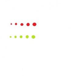 Taktický tubusový kolimátor 1x30 červená zelená