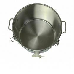 Stáčecí nerezová nádoba na med 200 kg (4)