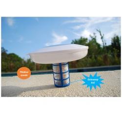 Solární ionizace vody v bazénu (1)