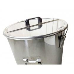 Stáčecí nerezová nádoba na med 50 kg(1)
