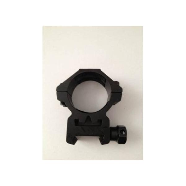Montáž puškohledu nízká 22mm/30mm