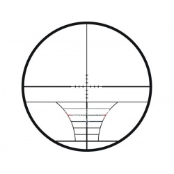 Puškohled 3-9x40 s přísvitem obr. 5