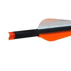 """Karbonový šíp 20"""" 9mm x 51,5 cm končík"""