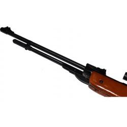 Montáž puškohledu 11mm/25,4mm