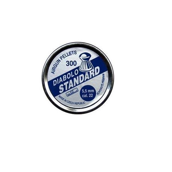 Diabolky STANDARD 5,5 mm
