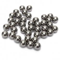 Ocelové kuličky do kuše 6 mm