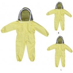 Dětská včelařská kombinéza s kuklou (5)