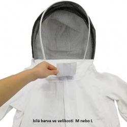 Dětská včelařská kombinéza s kuklou (6)