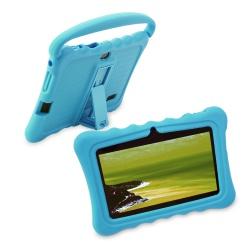 """Tablet dětský 7"""" od 3 let s ochranným pouzdrem 1G/16GB Android modrý (1)"""