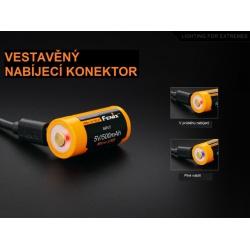 Dobíjecí USB baterie 16340 (4)
