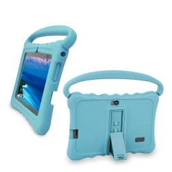 """Tablet dětský 7"""" od 3 let s ochranným pouzdrem 1G/16GB Android modrý (2)"""