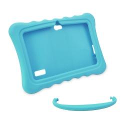 """Tablet dětský 7"""" od 3 let s ochranným pouzdrem 1G/16GB Android modrý (6)"""