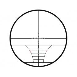 Puškohled 6-24x50 kříž