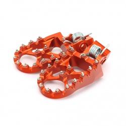 Stupačky KTM oranžové SX, SX-F, XC-F 125-450, rok 16-18
