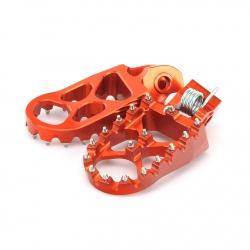 Stupačky KTM oranžové SX, SX-F, XC-F 125-450, rok 16-18(1)