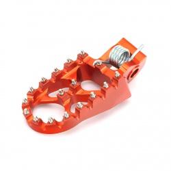 Stupačky KTM oranžové SX, SX-F, XC-F 125-450, rok 16-18 (2)