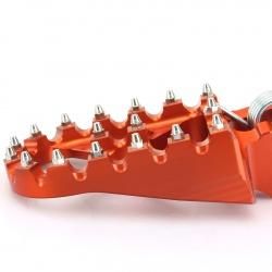Stupačky KTM oranžové SX, SX-F, XC-F 125-450, rok 16-18 (4)