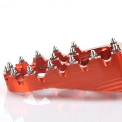 Stupačky KTM oranžové SX(F) 125-525, EXC(F) 125-525, rok 99-15a2