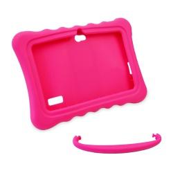 """Tablet dětský 7"""" od 3 let s ochranným pouzdrem 1G/16GB Android růžový (6)"""