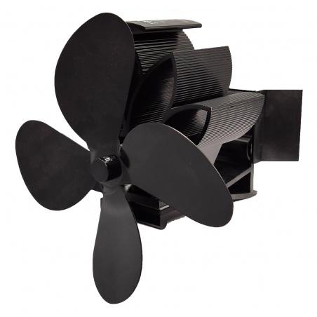 Ventilátor na kouřovod EKOVENT FLOWER 4 magnetický