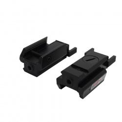Kompaktní podvěsný laser Colt horní RIS montáž 22mm (2)