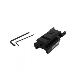 Kompaktní podvěsný laser Colt horní RIS montáž 22mm (6)