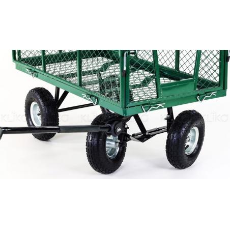 Zahradní vozík nosnost 350kg