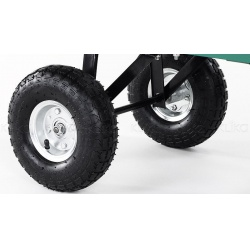 Zahradní vozík kola