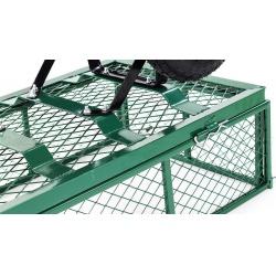 Zahradní vozík upevnění kol