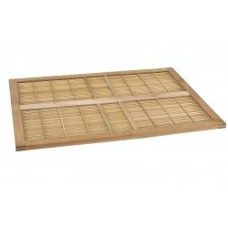 Matěří mřížka bambusová 508 x 410 mm