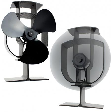 Ventilátor pro krby a kamna EKOVENT 60-300°C ERB 3 výkonný