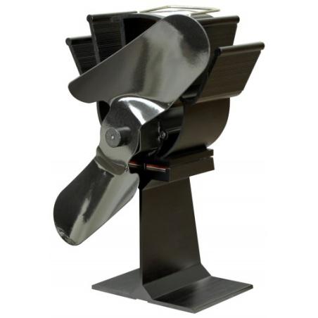 Ventilátor pro krby a kamna EKOVENT 70-345°C BLOWER 2 výkonný