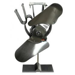 Ventilátor pro krby a kamna EKOVENT 70-345°C BLOWER 2 výkonný (2)