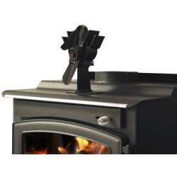 Ventilátor pro krby a kamna EKOVENT 70-345°C BLOWER 2 výkonný (5)