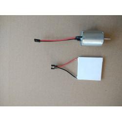Opravná sada pro EKOVENT - termoelektrický modul, motor