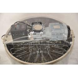 Medomet elektrický 8 rámkový nerezový 230V obousměrný(2)
