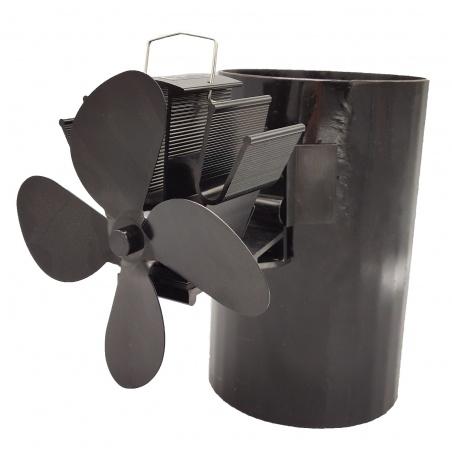 Ventilátor na kouřovod EKOVENT STANDART 4 magnetický (9)