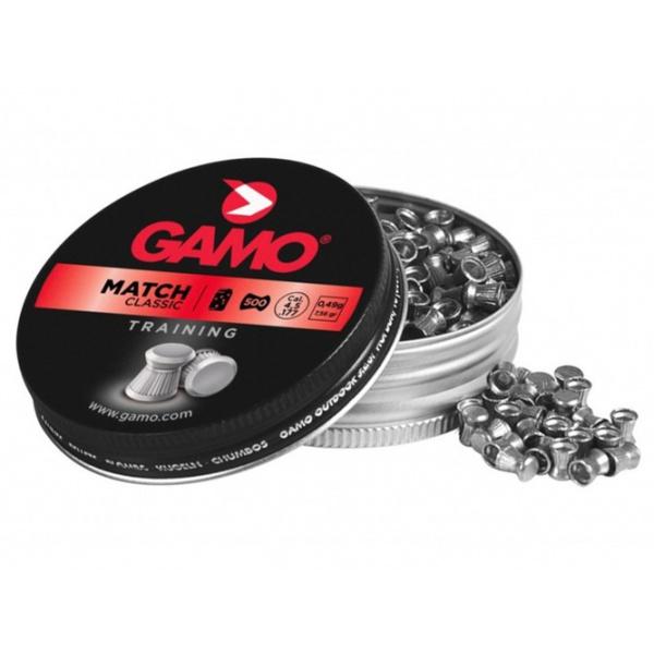 Diabolky Gamo Match 4,5mm 500ks