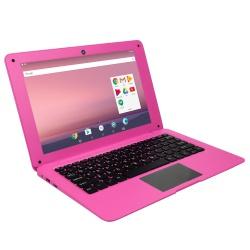 "Netbook s Androidem Droid 10,1"" růžový"