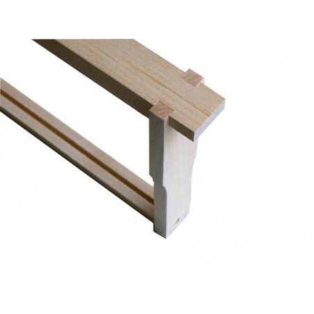 Dřevěnný rámek pro plodiště úlu typu Flow Hive
