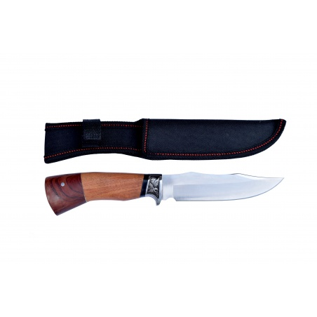 Lovecký nůž rosewood Eagle s nylonovým pouzdrem