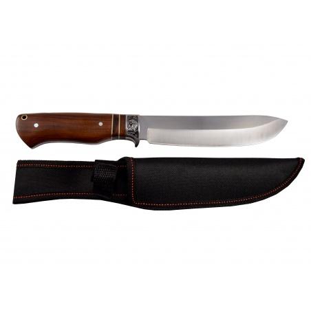 Lovecký nůž rosewood Tiger 2 s nylonovým pouzdrem