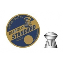 Diabolky STANDARD 4,5 mm  - 200ks