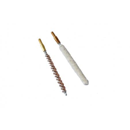 Vytěrák na vzduchovku 4,5mm a 5,5 mm
