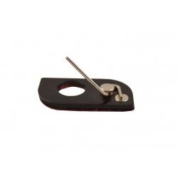 Magnetická kovová základka pro vedení šípů pravá (02)
