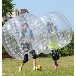 Zorbingová koule 1,5m fotbalová koule BodyZorbing(2)