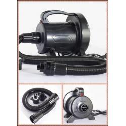 Vysokotlaká elektrická vzduchová pumpa kompresor 1200W 2000l/min (4)